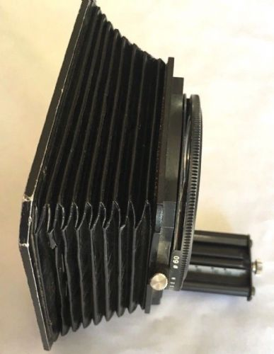 HASSELBLAD PRO LENS SHADE BELLOWS LENS HOOD WITH 60 SERIES ADAPTER